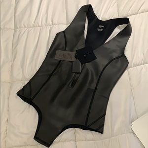 NWT Mikoh Kaneohe one-piece neoprene suit